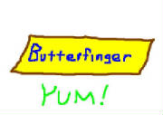butterfinger picture