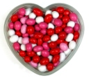 valentine candy M&M's